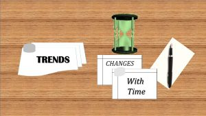 Trend changes Style stays Forever